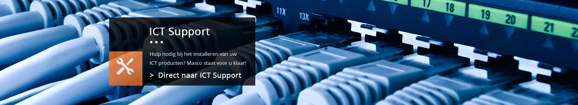 Mascosite - ICT Support - Mainbanner 1